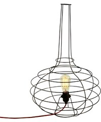 Tung design Globo PM - Lampe à poser - noir
