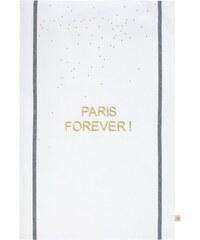 La cerise sur le gâteau Paris Forever - Torchon - or