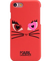 The Kase Coque pour iPhone 7 - rouge