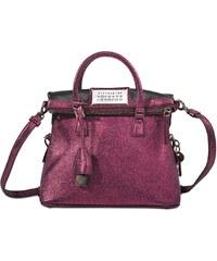 Maison Margiela 5AC - Sac à main en cuir - violet