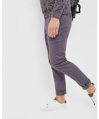 Ted Baker Tapered fit chinos Grau