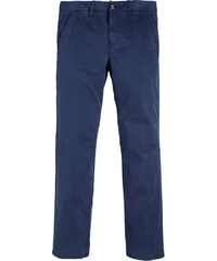 Gaastra Chino Rough Deck Satin bleu Hommes