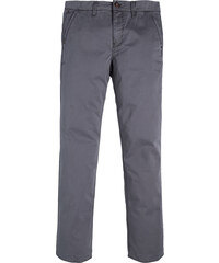Gaastra Chino Rough Deck Satin gris Hommes