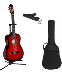 Kindergitarre für Rechts- und Linkshänder, »Konzertgitarren-Set 1/4«, MSA