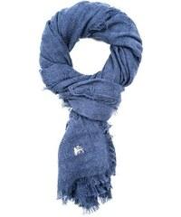 Damen LERROS Schal mit Streifen LERROS blau