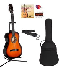 Gitarre, »Konzertgitarren-Set 4/4«, MSA