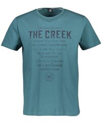 LERROS LERROS T-Shirt mit Rundhals grün L,M,XL,XXL