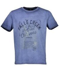 LERROS T-Shirt mit Print LERROS blau L,M,XL,XXL,XXXL