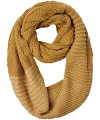 CECIL Damen CECIL Weicher Loop aus Baumwolle gelb
