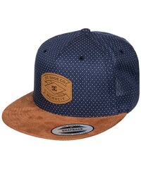 DC Shoes Snapback Cap Smooths DC SHOES blau Einheitsgrösse