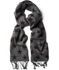 GANT écharpe étoilée - Black