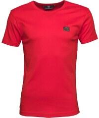 Duck and Cover Herren Keene Mars T-Shirt Mars