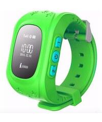 SMART WATCH Q5   pro děti Barva: Zelená