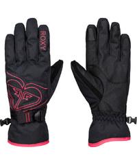 Roxy Dámské rukavice Popi Gloves J Glov True Black ERJHN03033-KVJ0