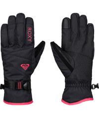 Roxy Zimní rukavice Rxjettysolidglv J Glov True Black ERJHN03042-KVJ0