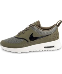 Nike Baskets/Running Air Max Thea Olive Femme