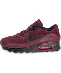 Nike Baskets/Running Air Max 90 Ultra Se Bordeaux Homme