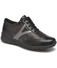UMO Confort - Daphne - Sneaker für Damen / schwarz