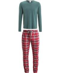 Skiny Pyjama woodgreen