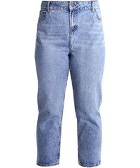 New Look Curves PACEMAN FASH Jean droit mid blue