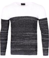 Hoody Pánský svetr - bílá