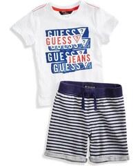 Guess Kids set Pennant Tee and Shorts