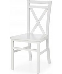 Jídelní židle Dariusz 2, bílá