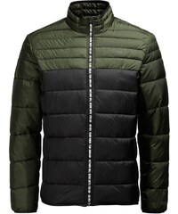 Jack & Jones Tech Winterjacke dark green