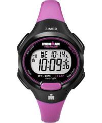 Timex Montre Montre T5K525SU - Montre Ovale Bicolore Femme