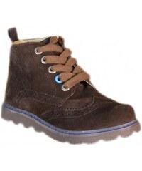 Naturino Boots enfant Chaussures pour Garçon Marron Cuir 4707