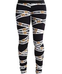 Moschino Underwear Nachtwäsche Hose black/white