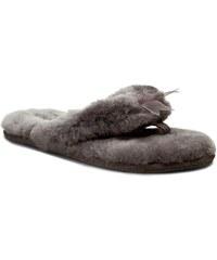 Bačkory UGG AUSTRALIA - W Fluff Flip Flop 1003492 W/Grey