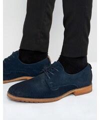 Call It Spring - Edaussi - Derby-Schuhe aus Wildleder - Marineblau