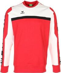 Erima 5CUBES Sweatshirt red/white/black