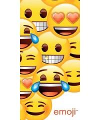 Jerry Fabrics JerryFabrics Osuška 70x140 - Emoji