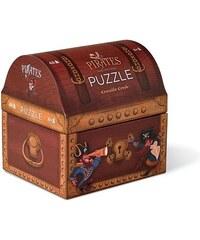 Crocodile Creek Pirátský poklad puzzle