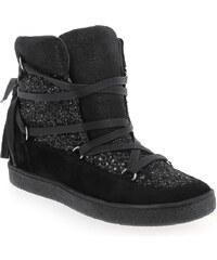 Boots Enfant fille Reqins en Noir