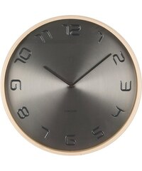 Karlsson Designové nástěnné hodiny 5611SI Karlsson 35cm