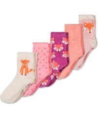 C&A Socken in Beige