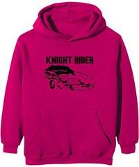 Touchlines Kinder Kapuzen Sweatshirt Knight Rider, KK135
