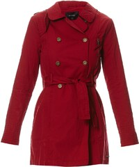 Bonobo Jeans Trench - rouge