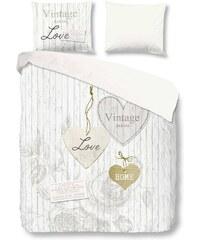 Rêves et Songes Vintage - Parure de lit - blanc