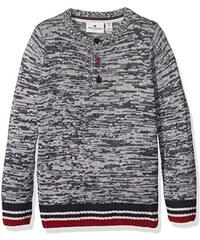 TOM TAILOR Kids Jungen Knitted Henley Pullover