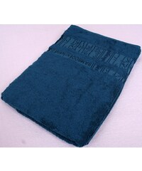 JAN Bambusový ručník 50x90cm, gramáž 420g/m2 - Petrolejová
