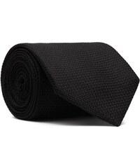 GANT Diamond G Cravate Grenadine - Black