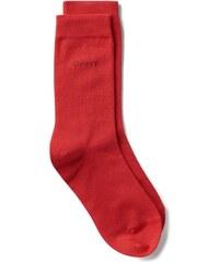 GANT Chaussettes Douces En Coton - Red