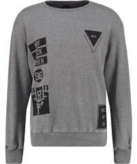 Brooklyn's Own by Rocawear Sweatshirt light grey melange