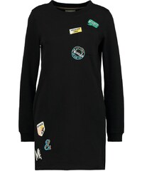 TWINTIP Robe en jersey black
