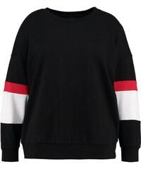 New Look Curves Sweatshirt black