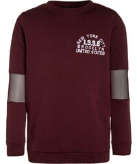 New Look 915 Generation Sweatshirt dark burgundy